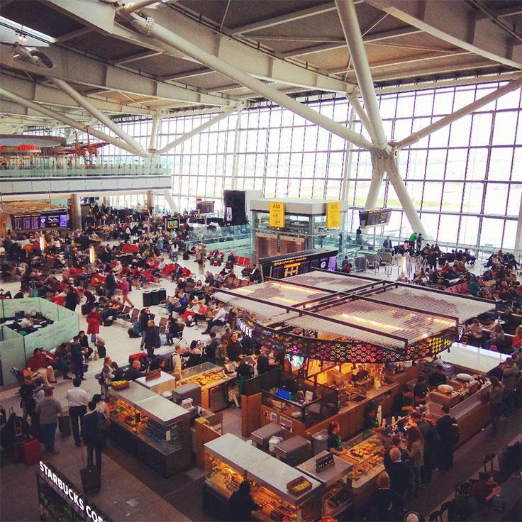 News - London Heathrow - Travel 2 Meet - your MICE agency aus Hamm