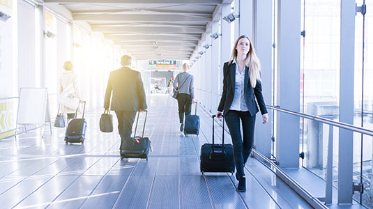 Ankunft/Abfahrt - Travel 2 Meet - your MICE agency aus Hamm